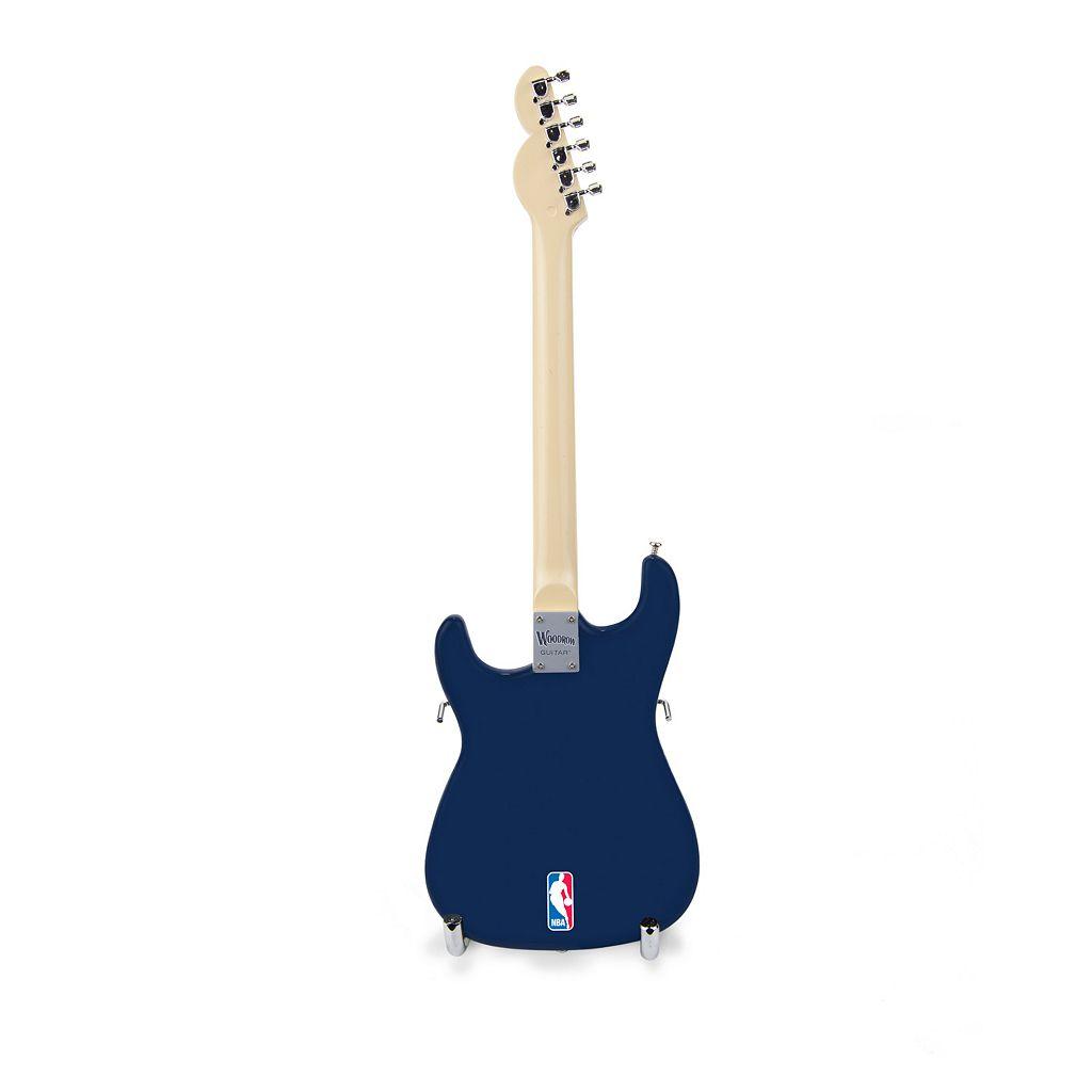Oklahoma City Thunder NorthEnder Collector Series Mini Replica Electric Guitar