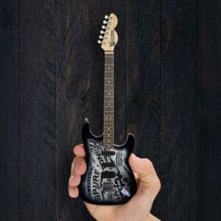 San Antonio Spurs NorthEnder Collector Series Mini Replica Electric Guitar