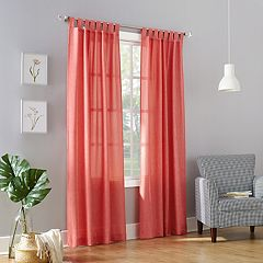 No 918 Jacob Tab Top Window Curtain