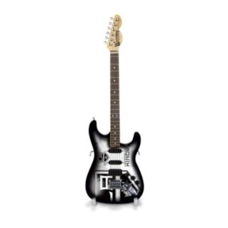 Los Angeles Kings NorthEnder Collector Series Mini Replica Electric Guitar