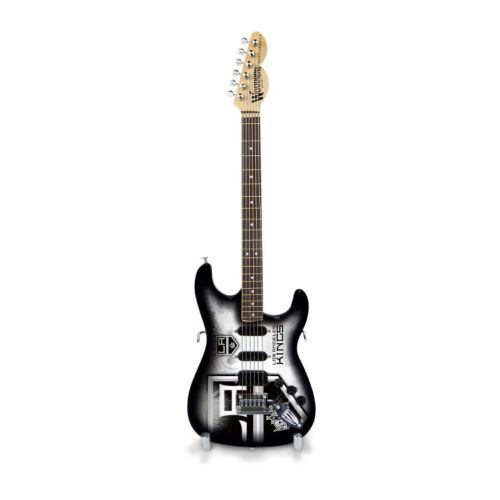 Los Angeles Kings NorthEnder Collector Series Mini Replica Electric Guitar
