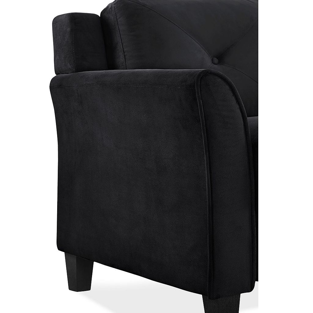 Lifestyle Solutions Hartford Curved Arm Chair