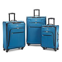 American Tourister Pop Plus 3 pc Spinner Luggage Set