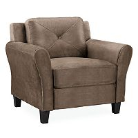 Lifestyle Solutions Hartford Rolled Arm Chair