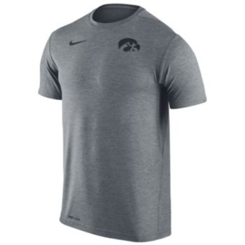 Men's Nike Iowa Hawkeyes Dri-FIT Touch Tee