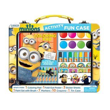Minions Activity Fun Case by Bendon