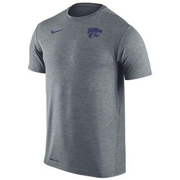Men's Nike Kansas State Wildcats Dri-FIT Touch Tee