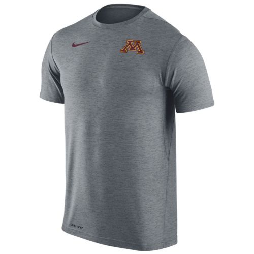 Men's Nike Minnesota Golden Gophers Dri-FIT Touch Tee