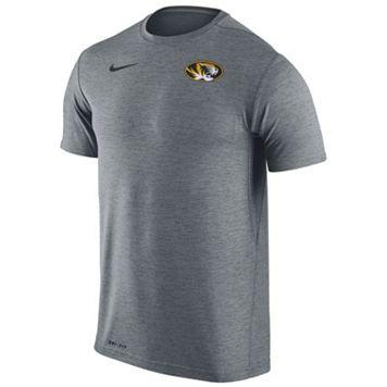 Men's Nike Missouri Tigers Dri-FIT Touch Tee