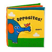 Melissa & Doug Opposites Activity Book