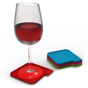 Houdini 6-pc. Nonslip Coaster Set