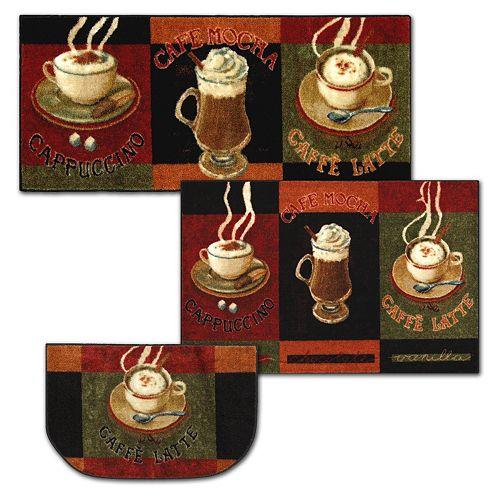 Mohawk® Home Caffe Latte Kitchen Rug