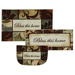 Mohawk® Home Rules to Live By Kitchen Rug