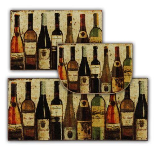 Mohawk® Home Wine Row Kitchen Rug