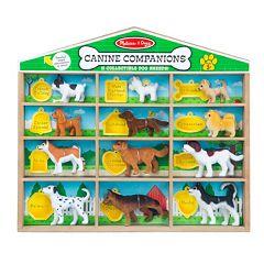 Melissa & Doug Canine Companions Play Set