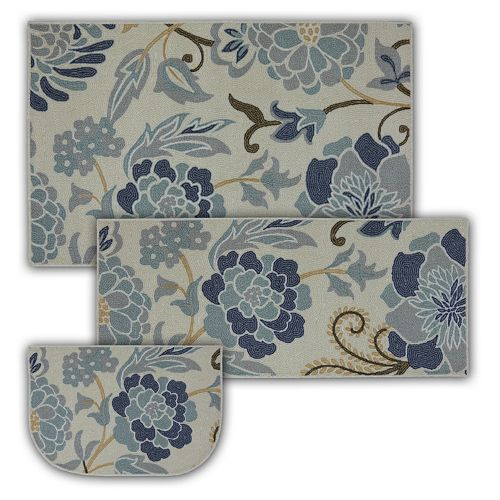 Mohawk® Home Power Flower Kitchen Rug