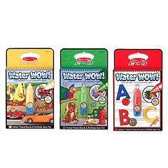 Melissa & Doug Water Wow Set