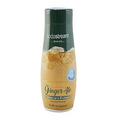 SodaStream Fountain Style 14.8-oz. Ginger Ale Sparkling Drink Mix