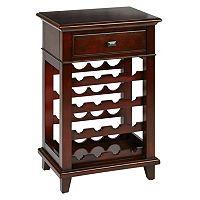 OSP Designs Napa Wine Rack Storage