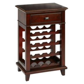 OSP Designs Napa Wine Rack Storage