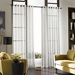 Window Curtainworks Soho Voile Grommet Window Curtain