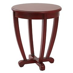 OSP Designs Tifton Round Accent Table