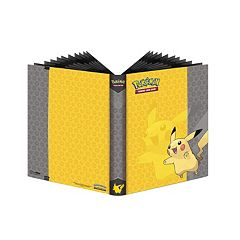 Pokemon Pikachu Full-View Pro 9-Pocket Binder by Ultra Pro