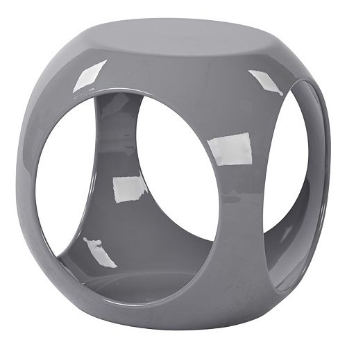 Ave Six Slick End Table
