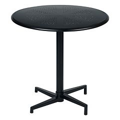 OSP Designs Oxton 30-in. Round Folding Table
