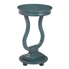 OSP Designs Chase Round Accent Table
