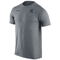 Men's Nike Michigan State Spartans Dri-FIT Touch Tee