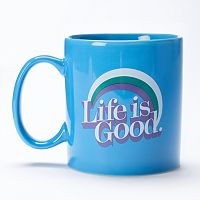 Life is Good 16-oz. Rain Coffee Mug