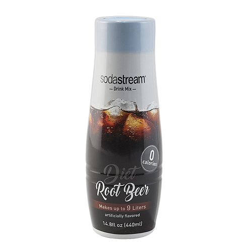 SodaStream Fountain Style 14.8-oz. Diet Root beer Sparking Drink Mix