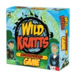 Wild Kratts Race Around the World Game by Pressman