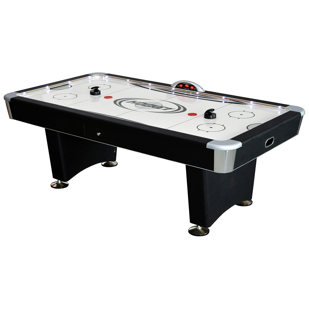 Hathaway Stratosphere 7.5-ft. Air Hockey Table & Docking Station