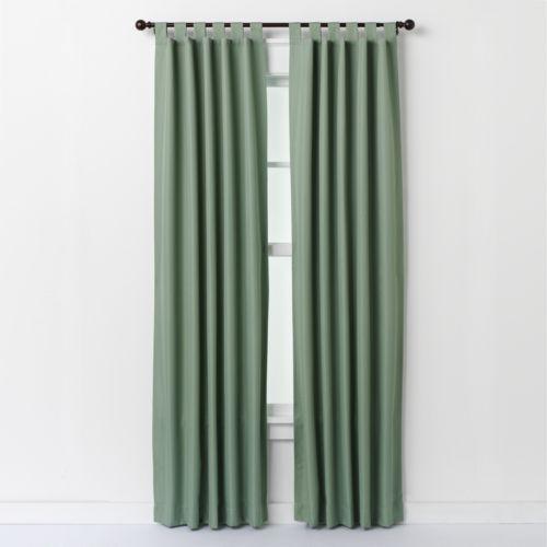 Ellis Curtains Crosby Tab-Top Curtains