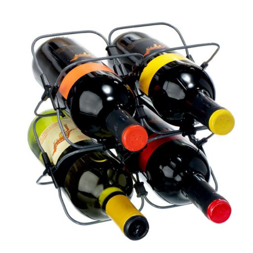 Houdini Modular Wine Bottle Rack