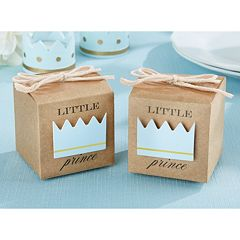 Kate Aspen Little Prince 24 pkFavor Box