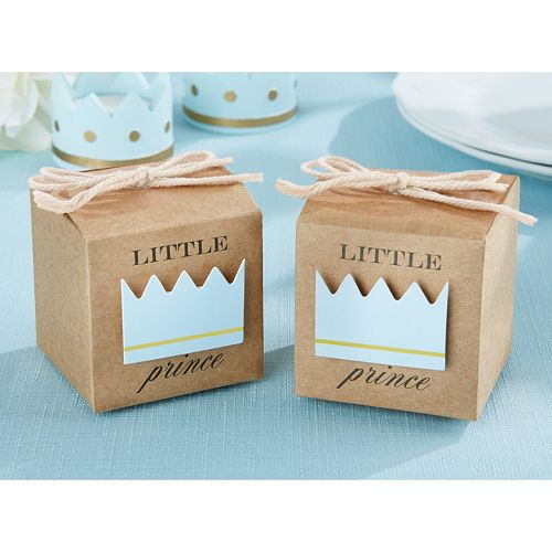 Kate Aspen Little Prince 24-pk. Favor Box