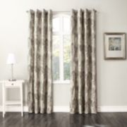 No 918 1-Panel Alpine Window Curtain