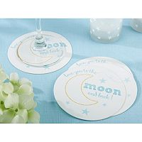 Kate Aspen To the Moon & Back 20-pk. Paper Coasters