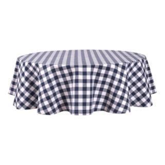 KAF HOME Buffalo Check Tablecloth