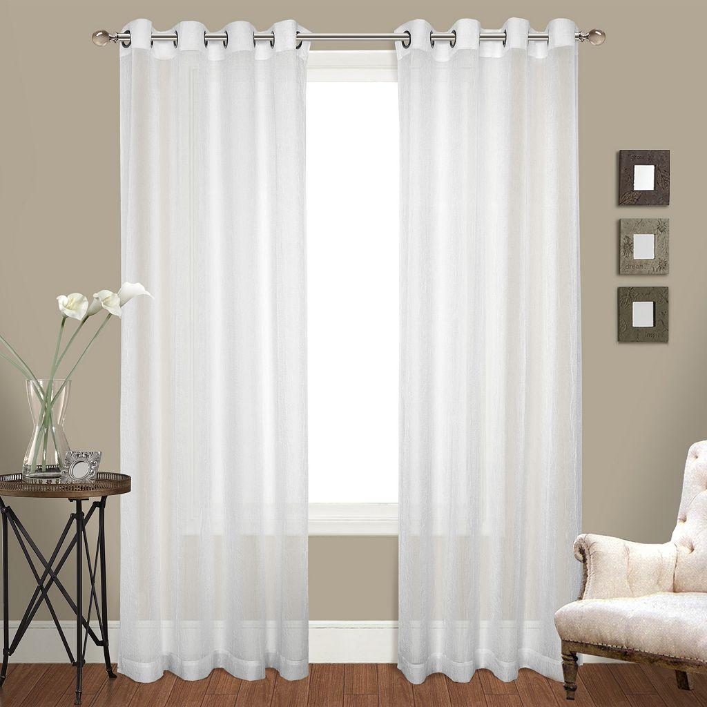 United Window Curtain Co. 2-pack Venetian Window Curtain