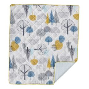 Lolli Living The Woods Reversible Quilted Comforter