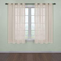 Arm & Hammer CurtainFresh Odor-Neutralizing Voile Window Panel