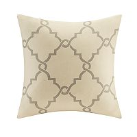 Madison Park Westmont Fretwork Print Throw Pillow