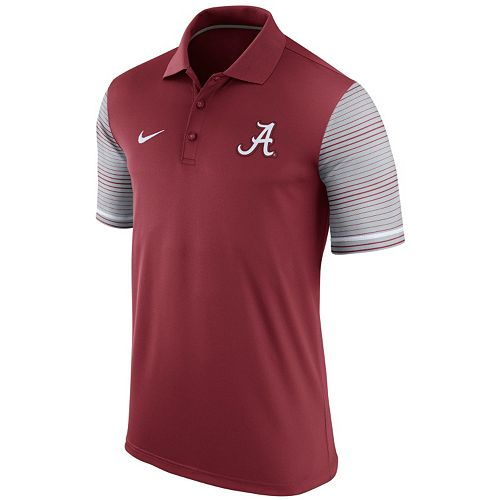Men's Nike Alabama Crimson Tide Early Season Polo