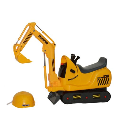 Skyteam Technology Micro Construction Excavator Ride-On