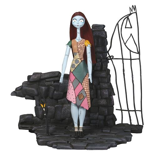 Nightmare Before Christmas Select Sally Action Figure by Diamond Select Toys