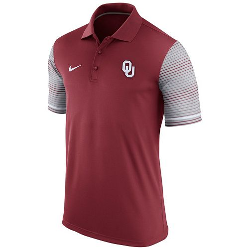 Men's Nike Oklahoma Sooners Early Season Polo